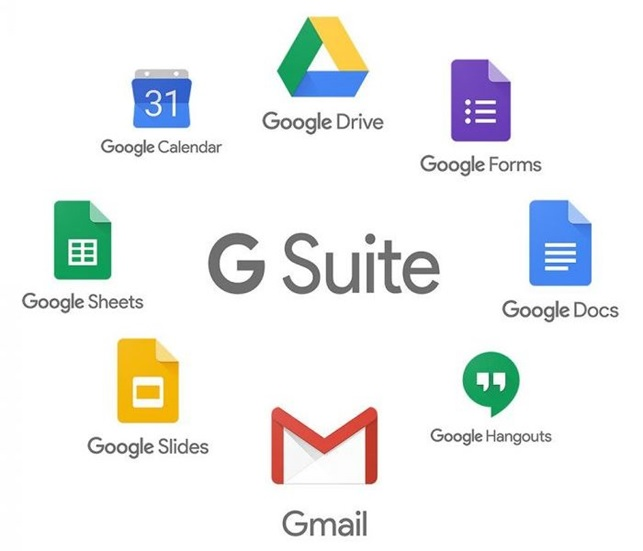 Immagine help desk G-suite